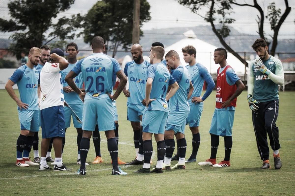 Para fechar primeira fase do Mineiro, Cruzeiro vai com time alternativo contra Patrocinense