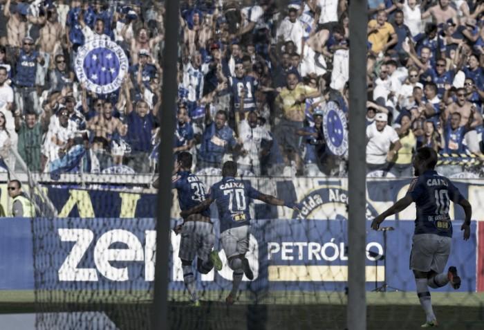 Thiago Neves marca, Fred é expulso, Cruzeiro vence e acaba com invencibilidade do Atlético