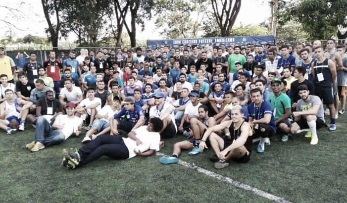 Sada Cruzeiro Futebol Americano realiza seletiva para recrutar atletas ao  time de base 5a2985242031b