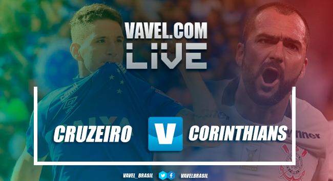 Cruzeiro x Corinthians AO VIVO em tempo real no Campeonato Brasileiro 2018 (0-0)