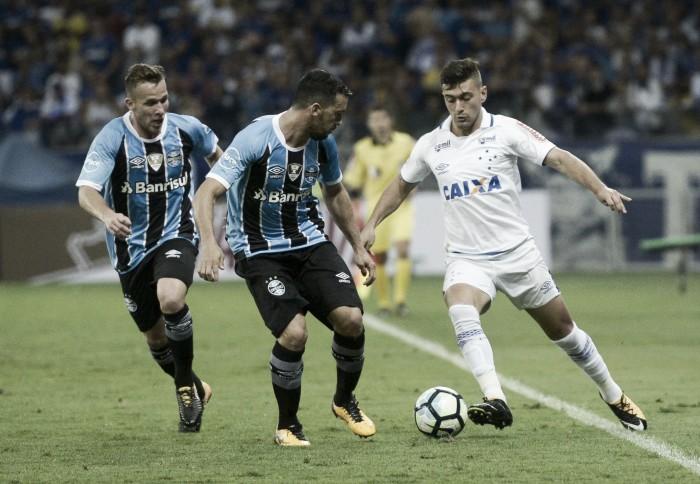 Arrascaeta e Sobis figuram entre relacionados do Cruzeiro para jogo contra Grêmio