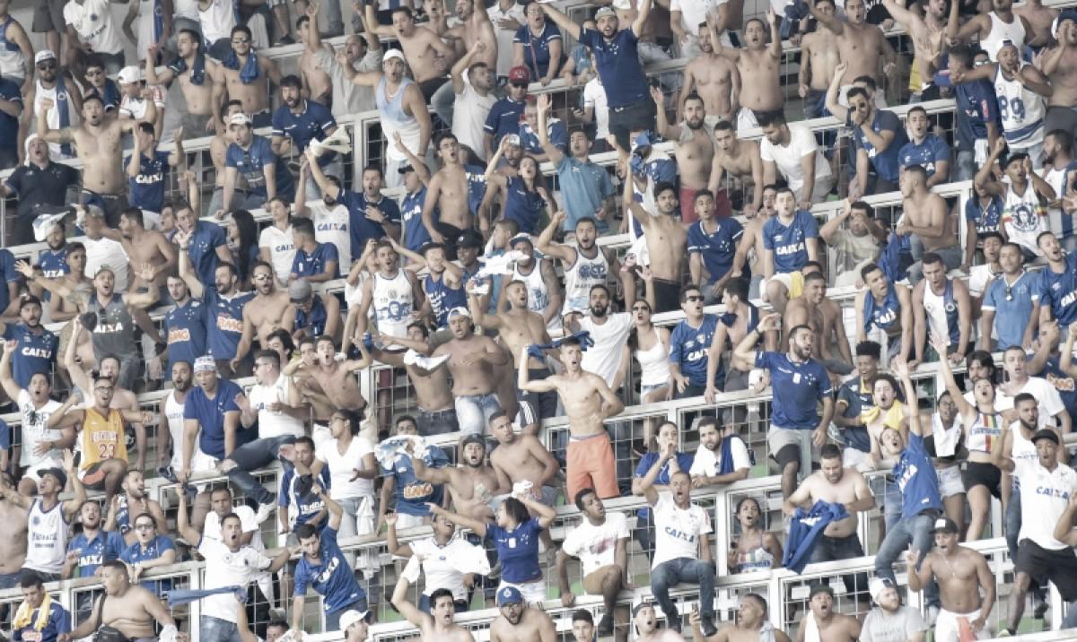 Cruzeiro arca com metade do valor dos ingressos para sua torcida em clássico no Independência