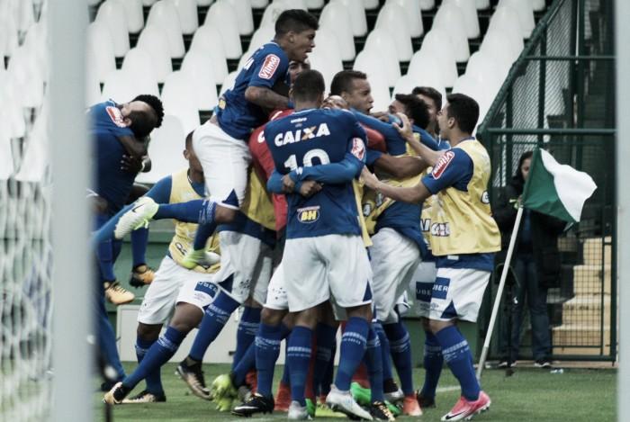 Cruzeiro bate Coritiba nos pênaltis e fatura tetracampeonato do Brasileiro Sub-20