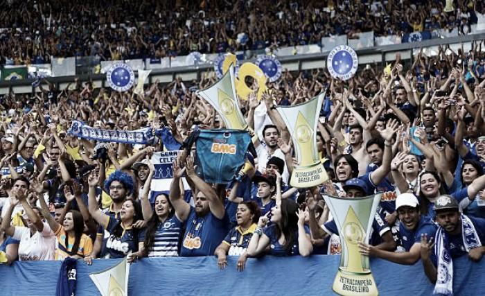 Estreia contra Grêmio e clássico na sexta rodada: Cruzeiro conhece tabela no Brasileirão de 2018