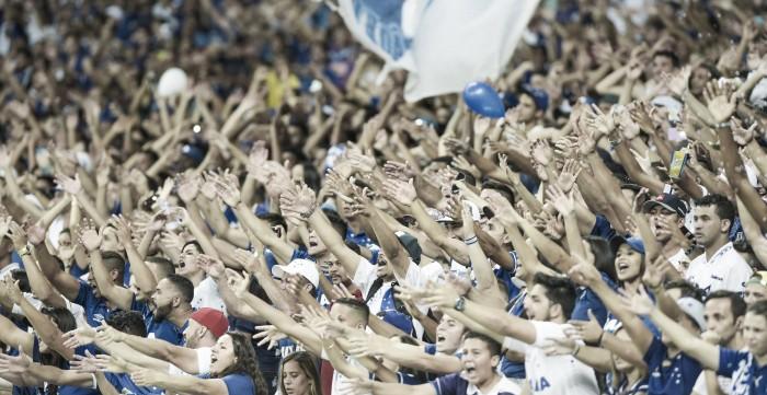 Pressão em casa? Cruzeiro divulga parcial de ingressos para duelo contra Flamengo