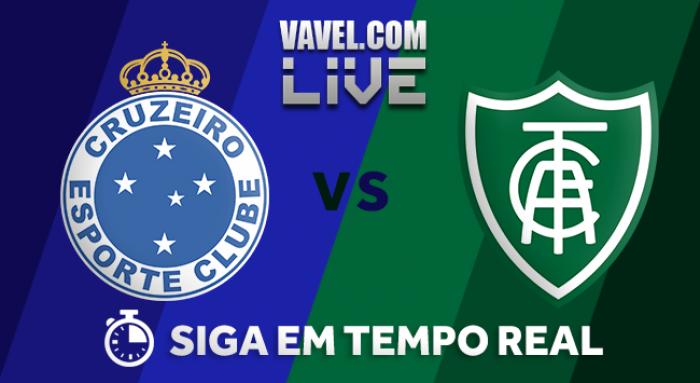 Resultado Cruzeiro x América-MG pelo Campeonato Mineiro 2018 (1-0)