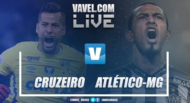 Resultado e gols de Cruzeiro x Atlético-MG pela FINAL do Campeonato Mineiro (2-1)