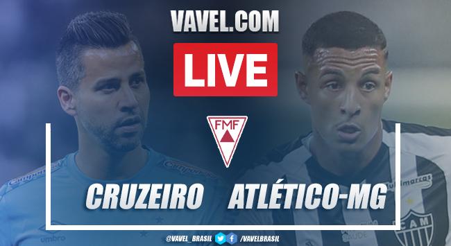 Gols e melhores momentos Cruzeiro 1x0 Atlético-MGpelo Campeonato Mineiro