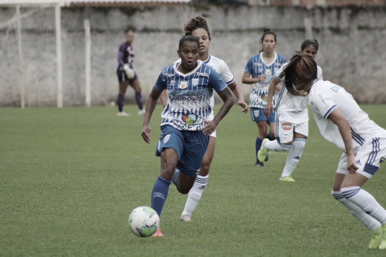 Avaí/Kindermann e Cruzeiro empatam pelo Brasileirão Feminino A1