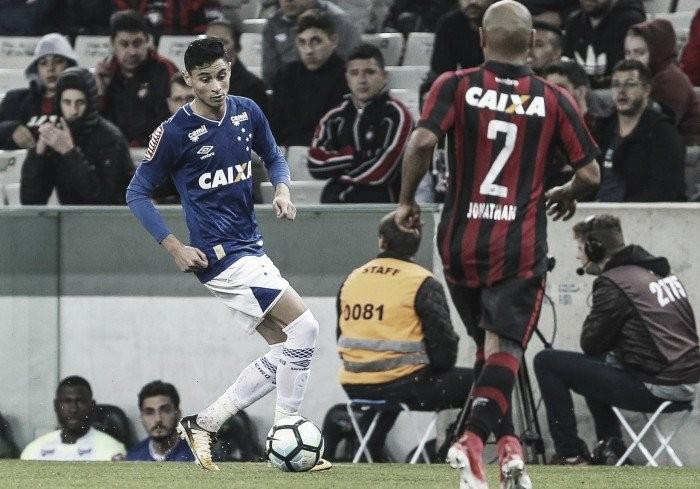 Resultado Cruzeiro 1x0 Atlético-PR pelo Campeonato Brasileiro 2017