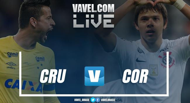 Resultado Cruzeiro x Corinthians pela Final da Copa do Brasil 2018 (1-0)