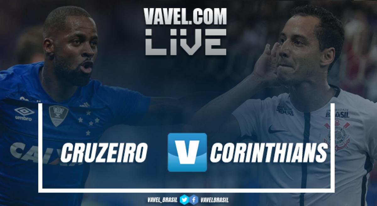 Resultado Cruzeiro x Corinthians em Amistoso Intertemporada (0-2)