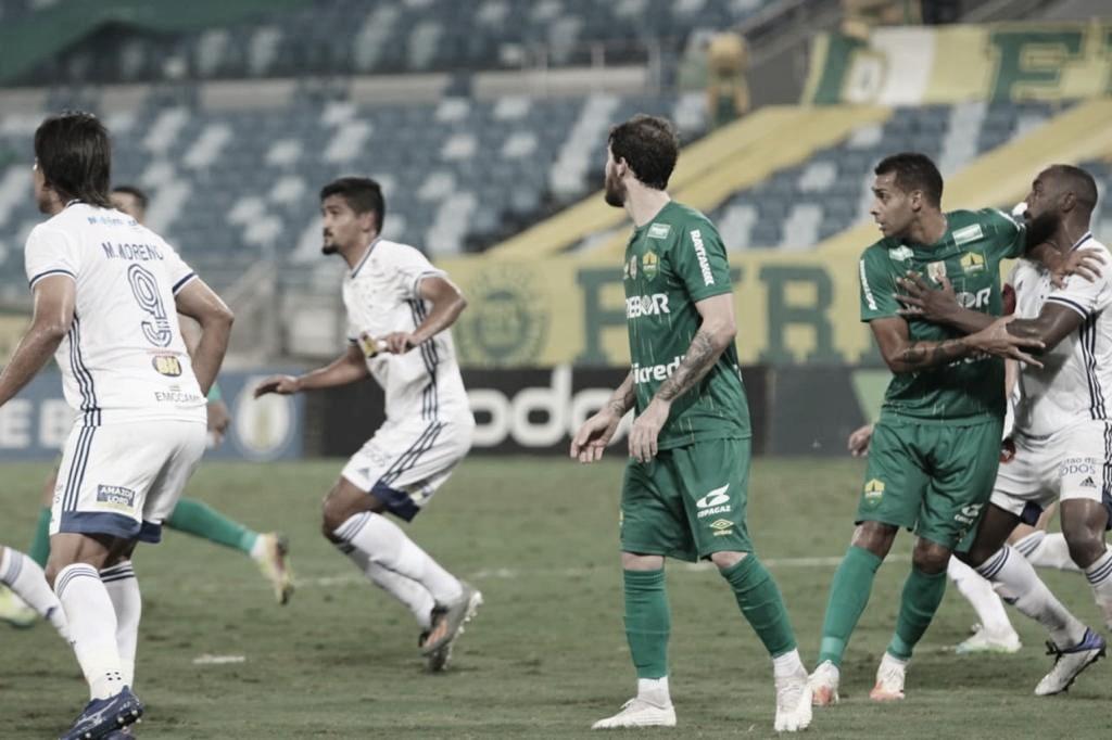 Cruzeiro recebe Cuiabá em busca de reabilitação na Série B