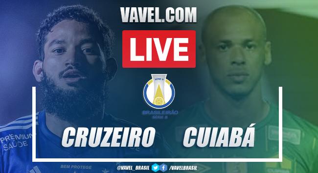 Melhores momentos de Cruzeiro x Cuiabá pela Série B 2020 (0-0)