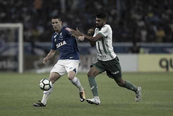 Dependendo apenas de si para ser campeão, Palmeiras inicia contra Cruzeiro caça à liderança