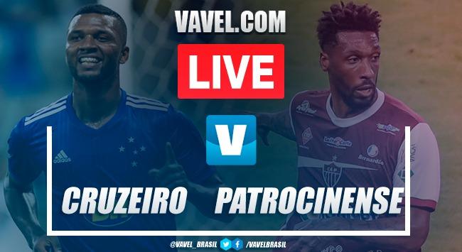 Gols e melhores momentos de Cruzeiro 3 x 0 Patrocinense pelo Campeonato Mineiro 2020