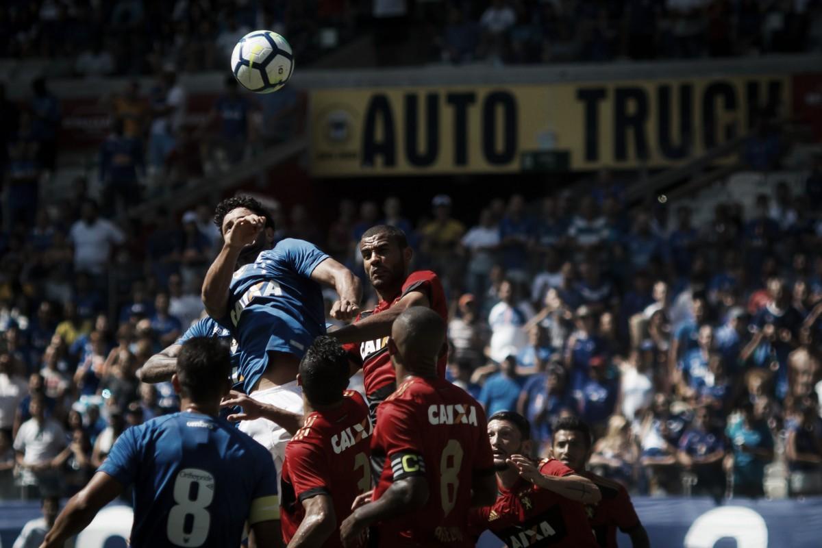 Com mudanças, Sport e Cruzeiro se enfrentam na Ilha do Retiro