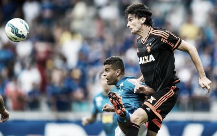 Cruzeiro x Sport no Campeonato Brasileiro (1-2)
