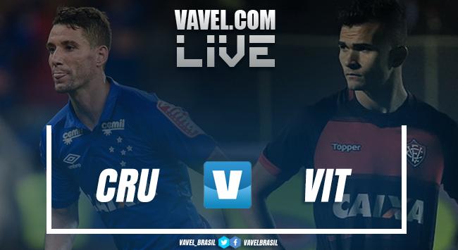 Resultado Cruzeiro 3 x 0 Vitória no Campeonato Brasileiro 2018