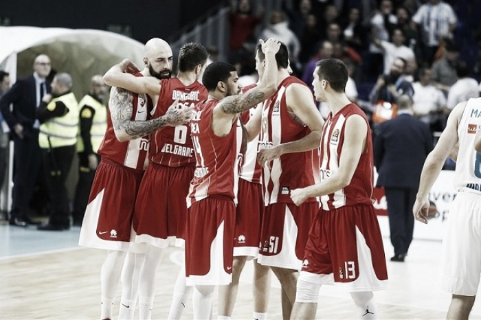 Turkish Airlines EuroLeague - Clamoroso a Madrid: la Stella Rossa batte il Real!