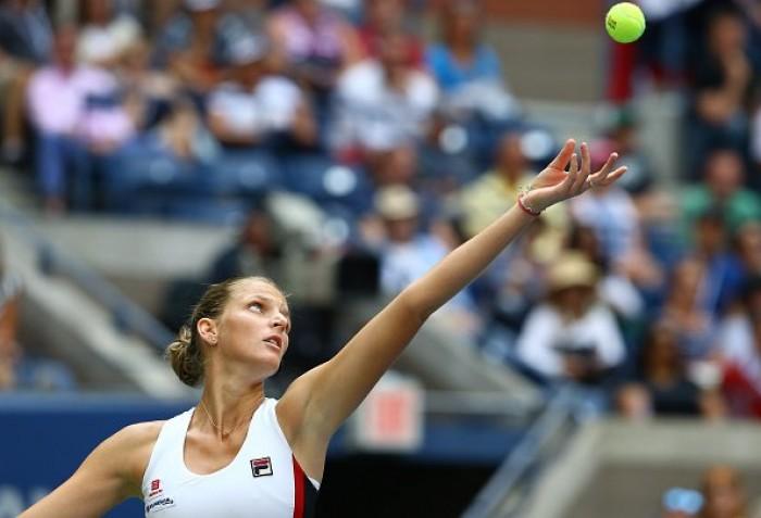 US Open 2016 - La Pliskova non fa sconti, Konjuh al tappeto