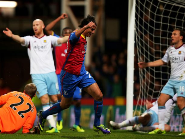Crystal Palace se paie West Ham !
