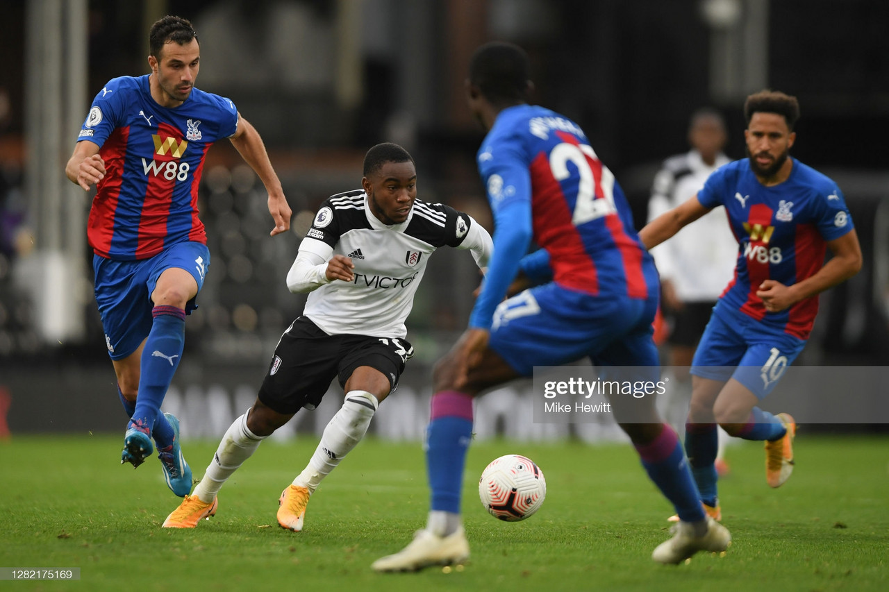 As it happened: Crystal Palace 0-0 Fulham