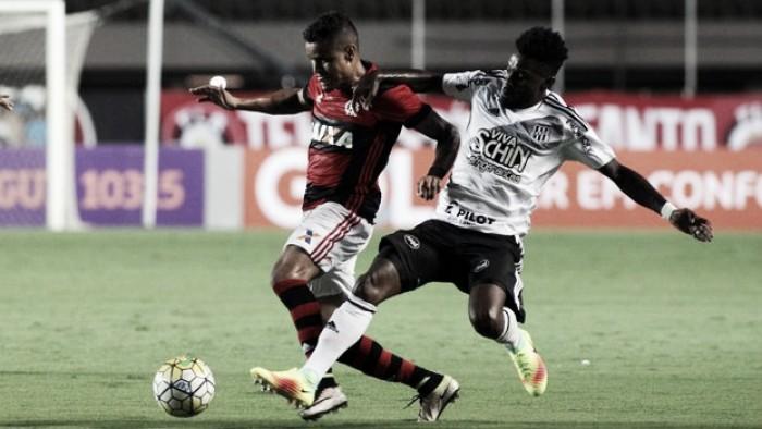 Flamengo derrota Ponte Preta com gol no fim e se mantém próximo à liderança