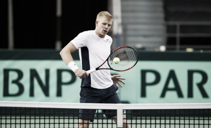 Kyle Edmund still unsure about Davis Cup participation