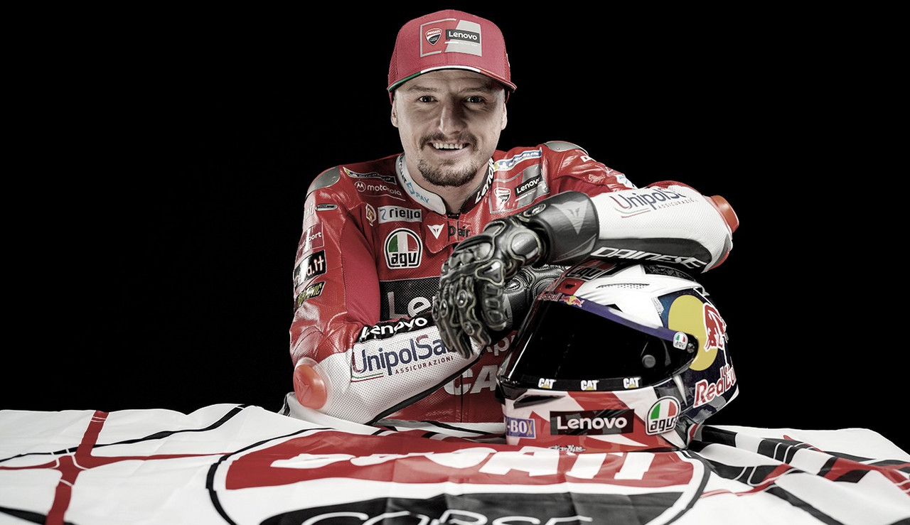 Jack Miller continúa con Ducati hasta 2022