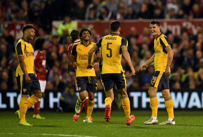 EFL Cup: Arsenal agli ottavi, comodo 4-0 sul campo del Nottingham Forest