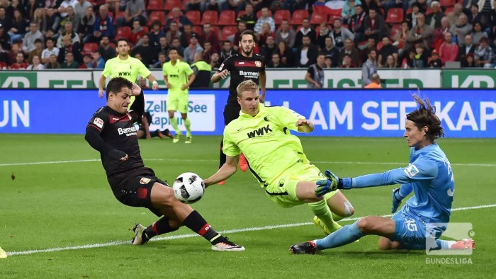 Bayer Leverkusen 0-0 FC Augsburg: Poor finishing plagues chance-filled encounter