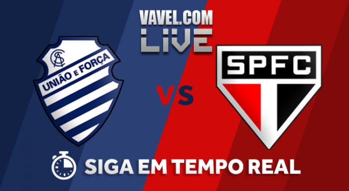 Resultado CSA x São Paulo pela Copa do Brasil 2018 (0-2)