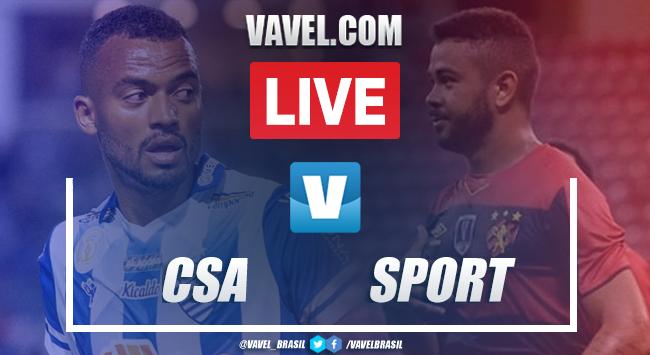 Gol e melhores momentos CSA 0x1 Sport pela Copa do Nordeste