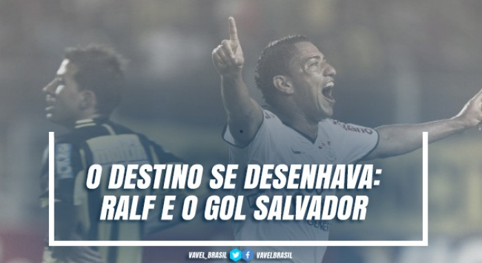 Especial Libertadores-2012: Ralf e o primeiro passo para a glória