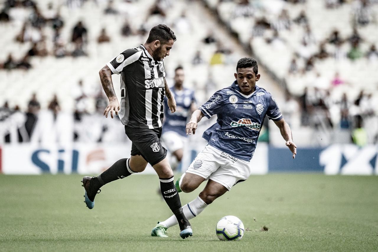 Jogo CSA x Ceará AO VIVO online pelo Campeonato Brasileiro 2019
