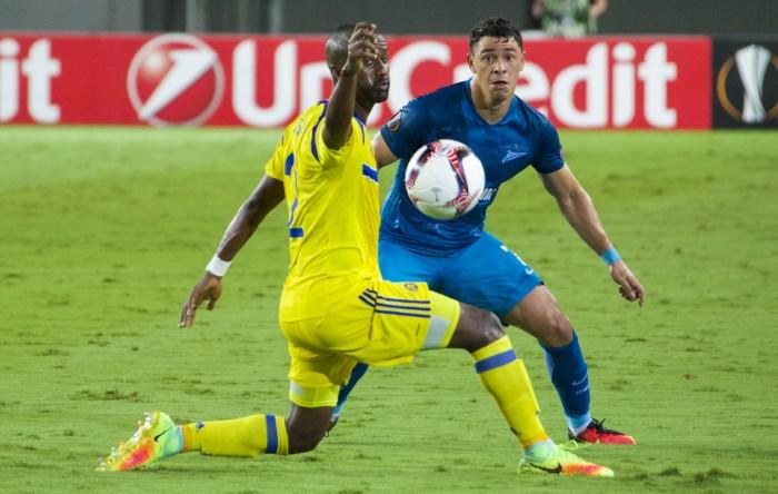 Harakiri Maccabi: Lo Zenit compie la remuntada e passa al Netanya Stadium (3-4)