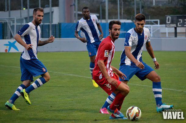 El Girona gana pese a jugar con uno menos