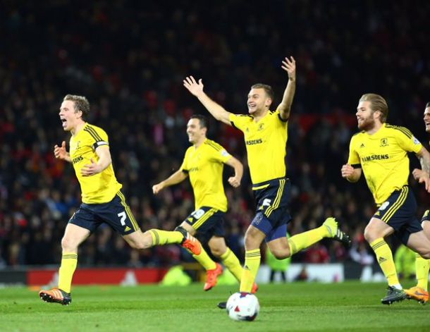 Le due facce di Manchester in Capital One Cup