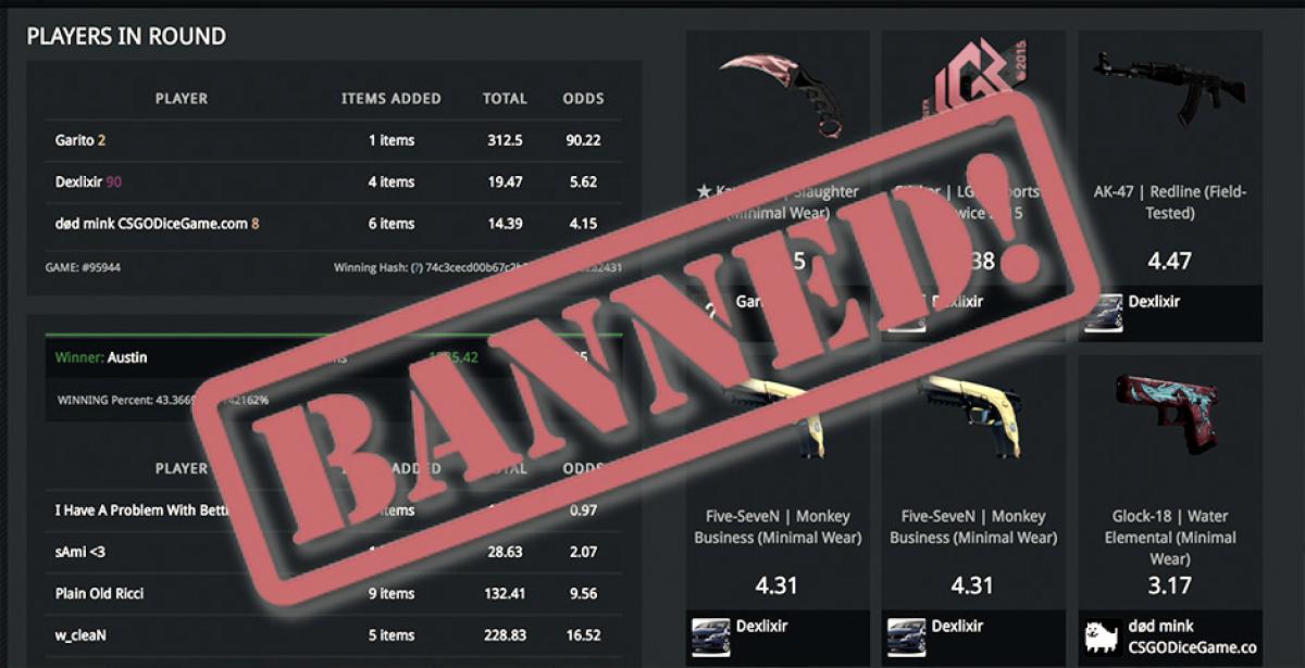 El fin del 'Gambling'