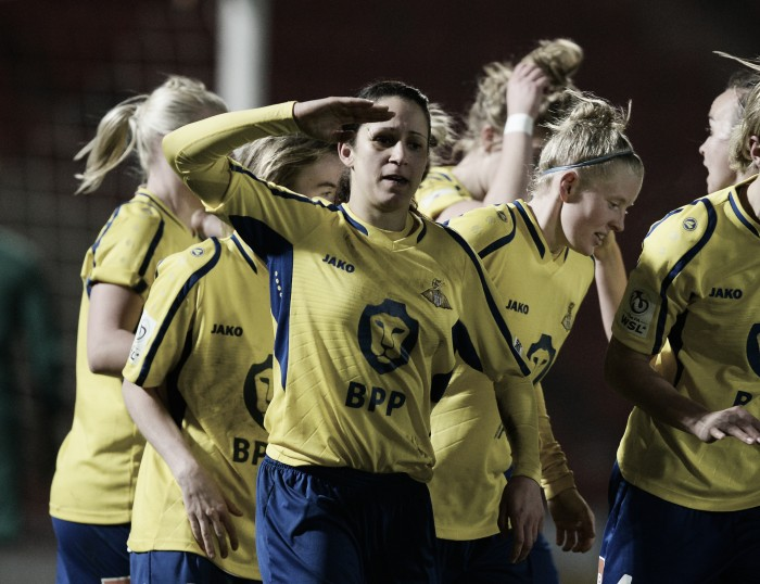 Sweetman-Kirk excited ahead of WSL 1 challenge