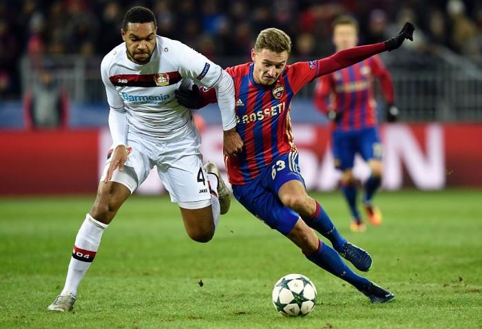 Il CSKA pareggia col Bayer e dice addio alla Champions (1-1)