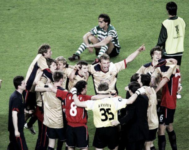 Dez anos depois, Sporting reencontra pesadelo de Moscovo na casa da final perdida