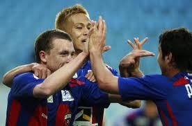 Dzagoev lidera la remontada del CSKA ante el Volga