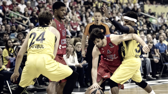Turkish Airlines EuroLeague - Fenerbahce e Cska ancora a braccetto verso Istanbul