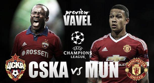 Dolci ricordi, Manchester United in casa del CSKA