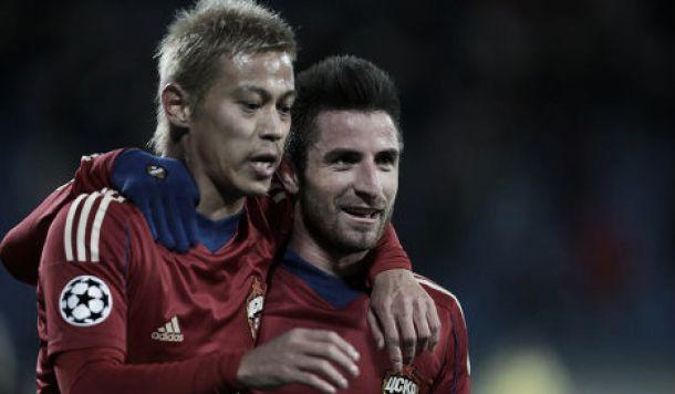 Le CSKA Moscou vainqueur dans la difficulté