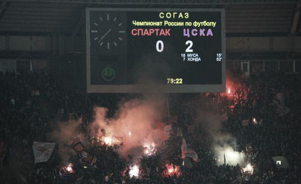 CSKA Moscou - Spartak Moscou : Une rivalité éternelle