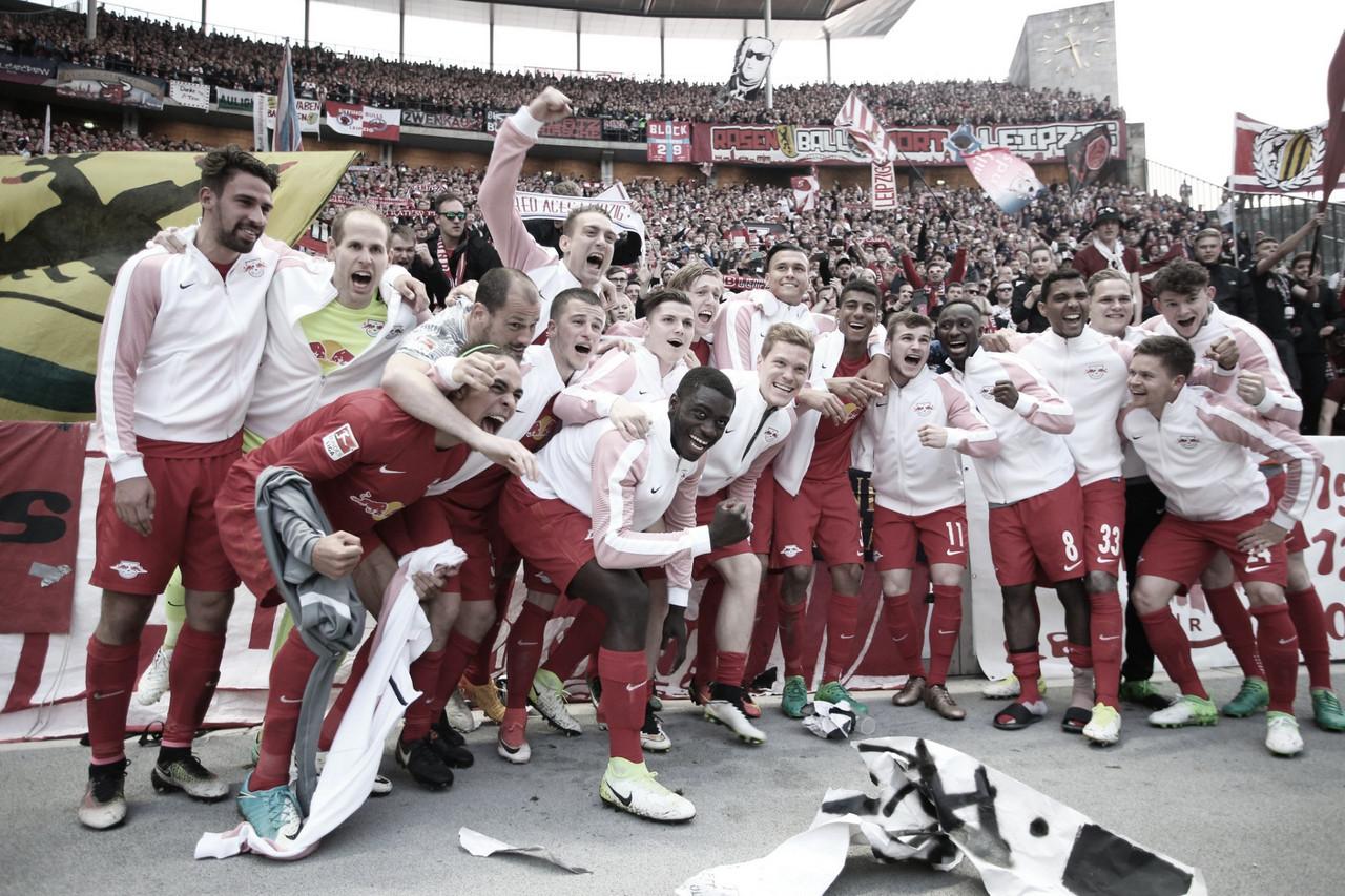 Líder da Bundesliga, modelo do RB Leipzig deveria ser exemplo no Brasil