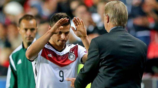 """Horst Hrubesch: """"No soy un entrenador que juegue para empatar"""""""